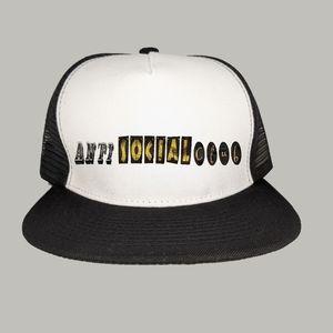 Urban Well Bred ™ Anti Social Club Snapback Hat